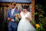 Walled Garden Wedding Photographers, Midhurst Sussex Photography
