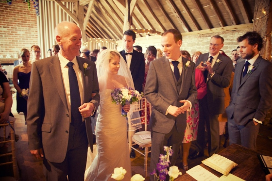 Barn Wedding Venues in Sussex