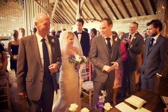 Barn Wedding Venues in Sussex