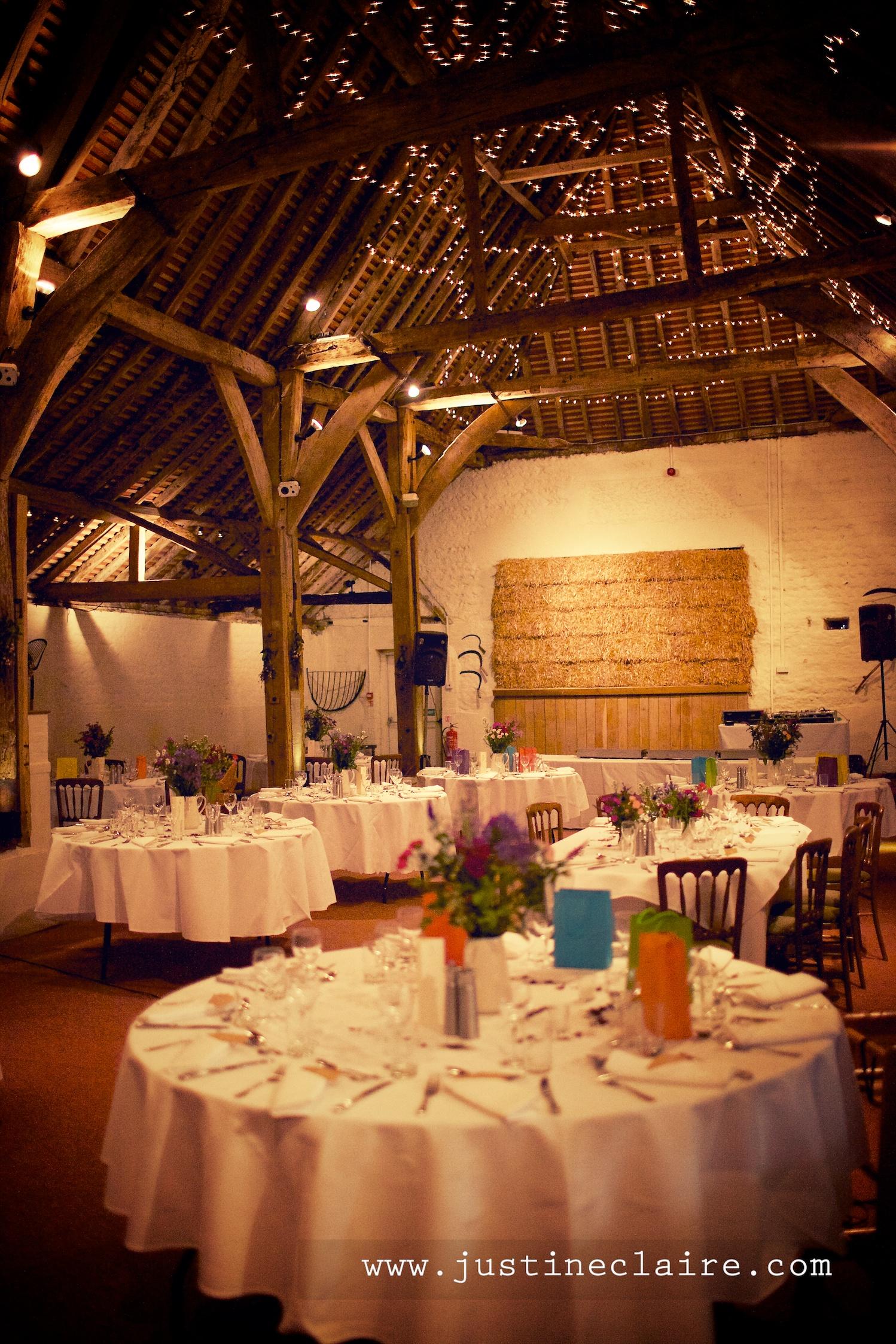 Pangdean Barn Wedding Venue East Sussex