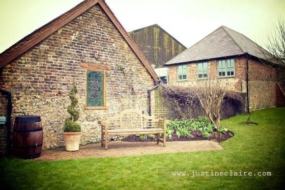 Pangdean Barn Wedding Venue - East Sussex  0102