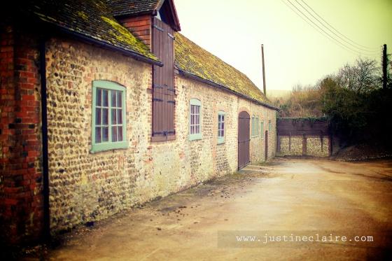 Pangdean Barn Wedding Venue - East Sussex  0104