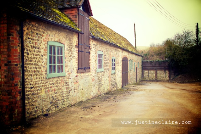 Pangdean Barn Wedding Venue - East Sussex  0104