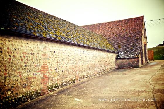 Pangdean Barn Wedding Venue - East Sussex  0105