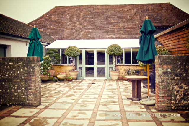 Pangdean Barn Wedding Venue - East Sussex  0109