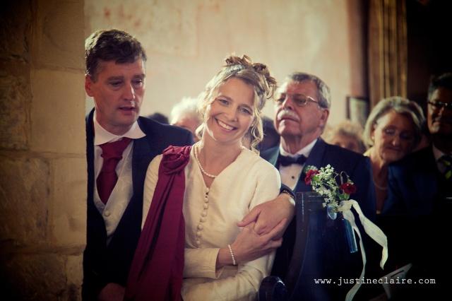 Aasa & David East Beach Cafe, St Andrews Ford Church Wedding
