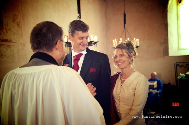 Aasa & David East Beach Cafe, St Andrews Ford Church Wedding