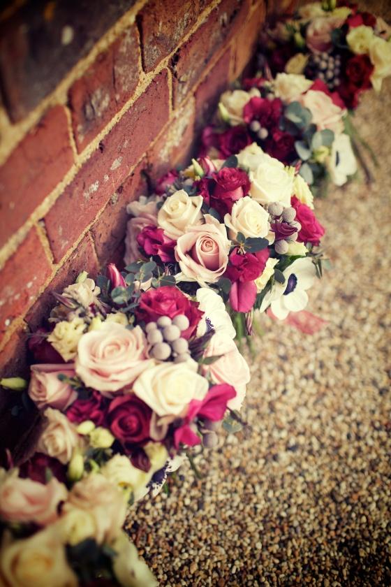 Charli Oli Farbridge Barns Wedding Feb 2013  0015