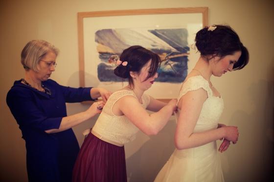 Charli Oli Farbridge Barns Wedding Feb 2013  0060