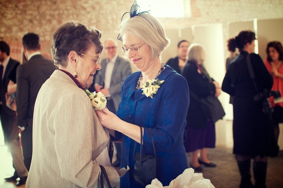 Charli Oli Farbridge Barns Wedding Feb 2013  0104