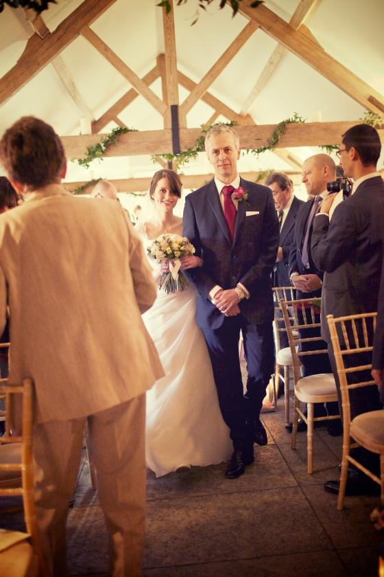 Charli Oli Farbridge Barns Wedding Feb 2013  0153