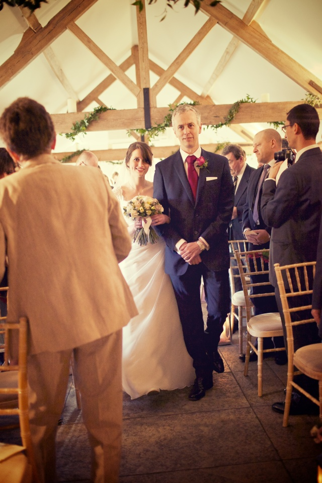 Charli Oli Farbridge Barns Wedding Feb 2013  0153