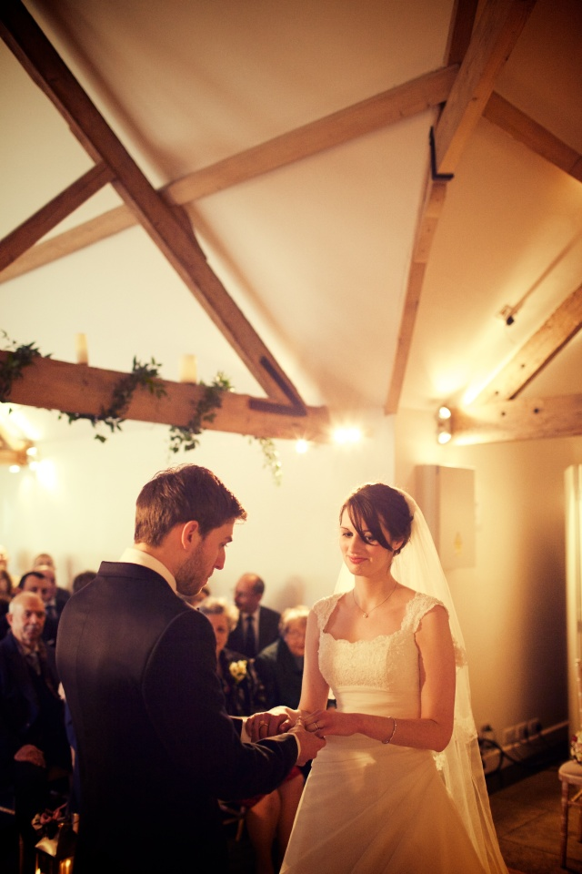 Charli Oli Farbridge Barns Wedding Feb 2013  0191