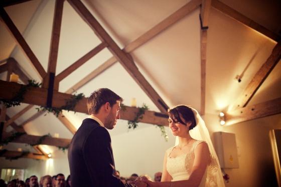 Charli Oli Farbridge Barns Wedding Feb 2013  0195
