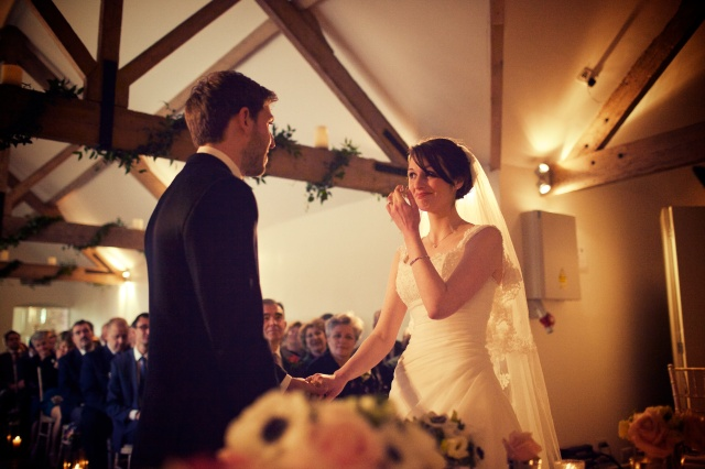 Charli Oli Farbridge Barns Wedding Feb 2013  0196