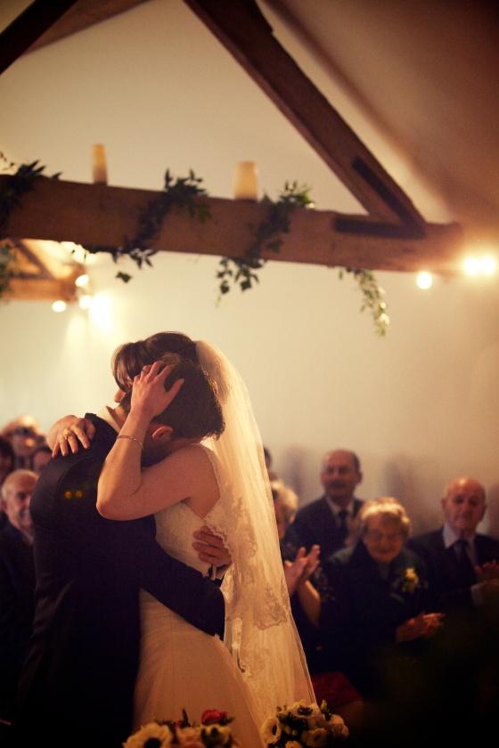 Charli Oli Farbridge Barns Wedding Feb 2013  0211