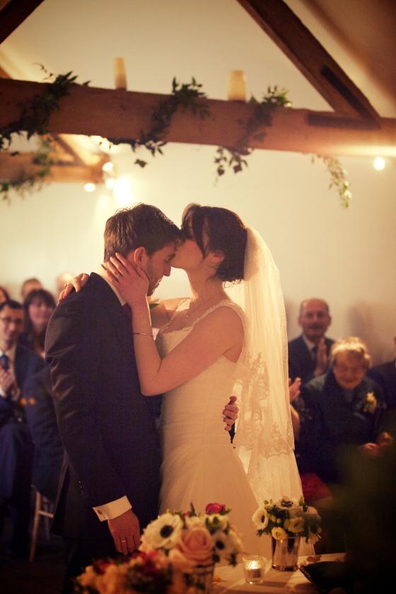Charli Oli Farbridge Barns Wedding Feb 2013  0213