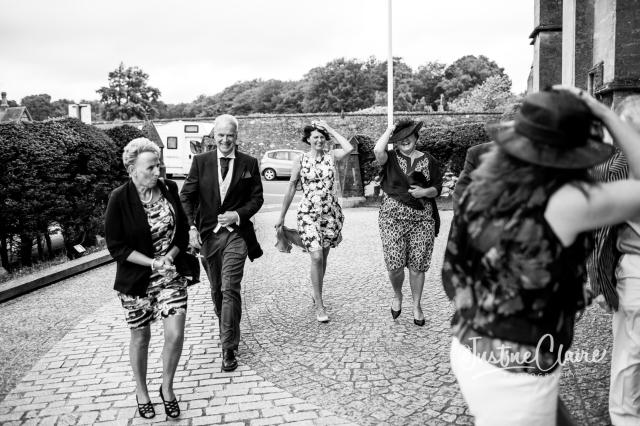 Arundel cathedral Photographers Castle Goring wedding-11