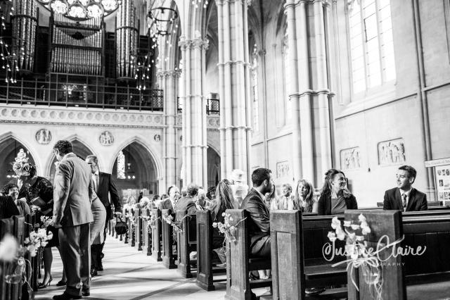 Arundel cathedral Photographers Castle Goring wedding-18