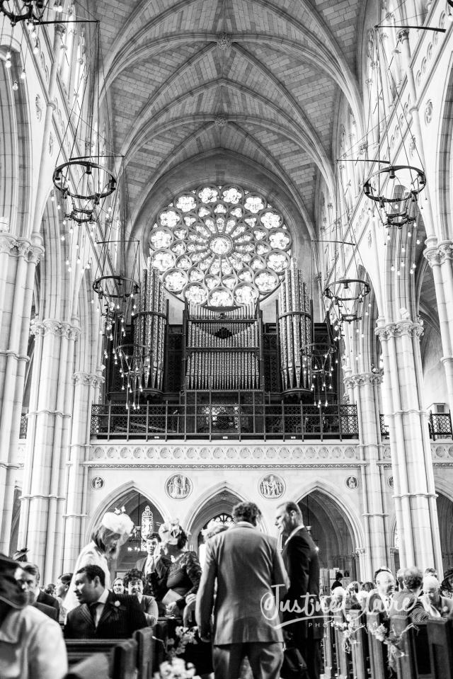 Arundel cathedral Photographers Castle Goring wedding-19
