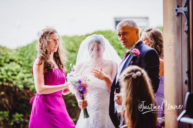 Arundel cathedral Photographers Castle Goring wedding-37