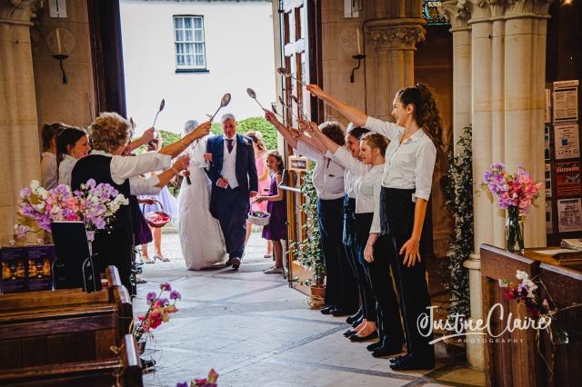 Arundel cathedral Photographers Castle Goring wedding-40
