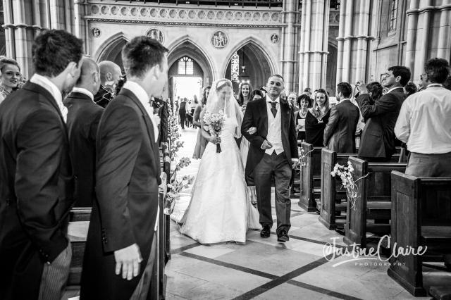 Arundel cathedral Photographers Castle Goring wedding-47