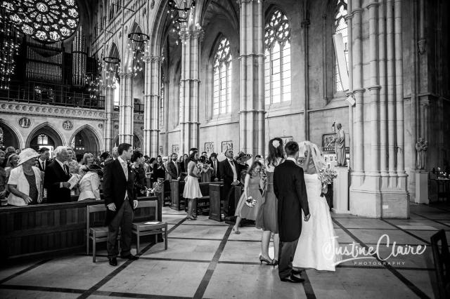 Arundel cathedral Photographers Castle Goring wedding-49