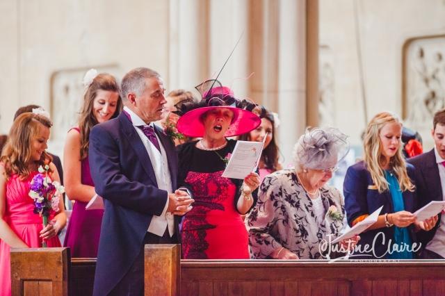 Arundel cathedral Photographers Castle Goring wedding-57