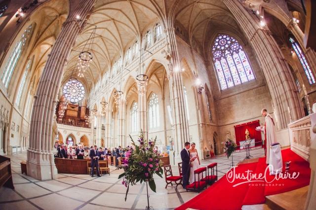 Arundel cathedral Photographers Castle Goring wedding-62