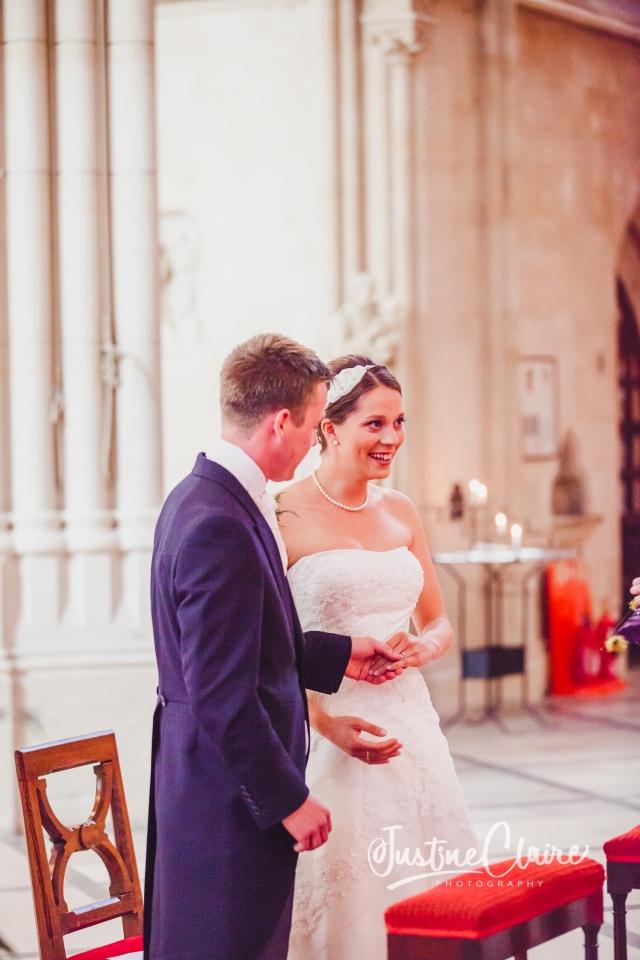 Arundel cathedral Photographers Castle Goring wedding-96