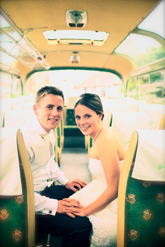 All Aboard! - Emily and Max - Arundel Cathedral Wedding