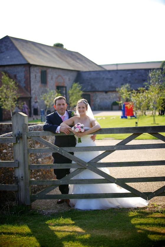 Farbridge barns - Catrin & Donato