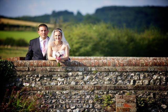 Catrin Donato Farbridge Barn Wedding  0360