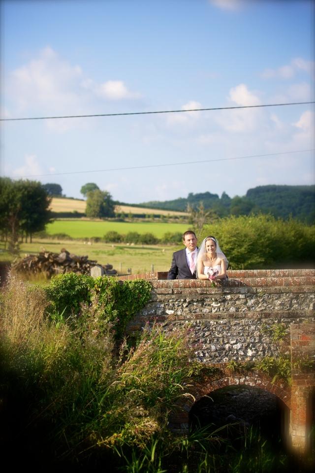 Catrin Donato Farbridge Barn Wedding  0361