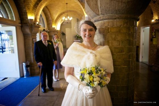 Arundel Town hall Wedding Photographers  0603