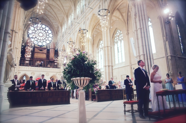 Arundel Cathedral Wedding Photographers