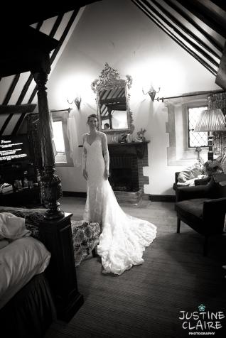 Wedding Preparation Amberley castle