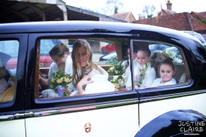 Houghton Church Wedding Ceremony