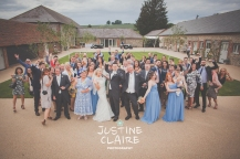 Nicola Ryan Farbridge Barn Wedding Photographers social309