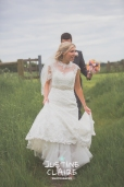 Nicola Ryan Farbridge Barn Wedding Photographers social360