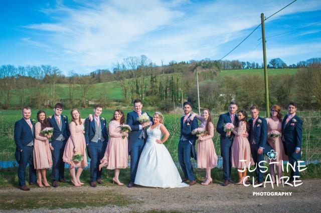 Farbridge West Dean Lavant wedding Photographers Chichester36