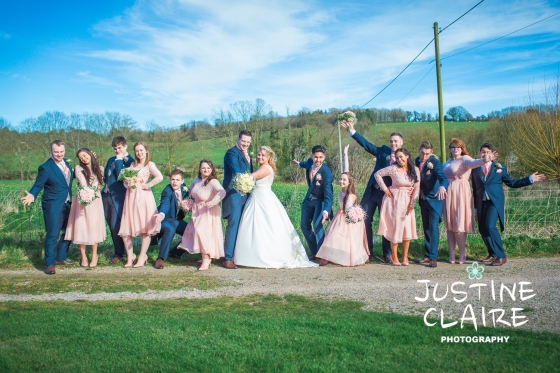 Farbridge West Dean Lavant wedding Photographers Chichester37