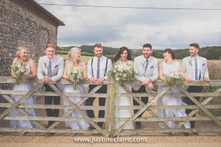 Farbridge Barn Wedding Photographers reportage-101