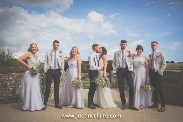 Farbridge Barn Wedding Photographers reportage-107