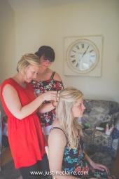 Farbridge Barn Wedding Photographers reportage-18