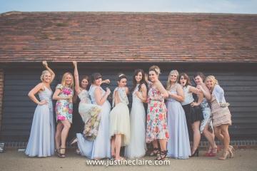 Farbridge Barn Wedding Photographers reportage-229