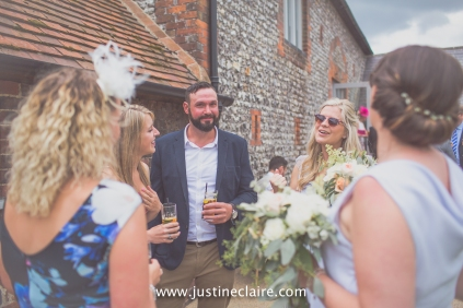 Farbridge Barn Wedding Photographers reportage-95