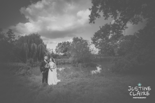 Photographers in Sussex Court Garden Farm Vineyard Barn Wedding Ditchling-112