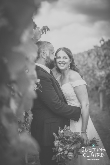 Photographers in Sussex Court Garden Farm Vineyard Barn Wedding Ditchling-122